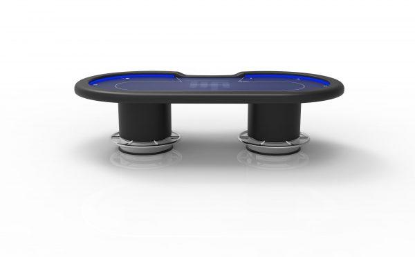 Pokerbord Power RGB-led